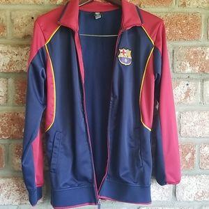 Other - Track jacket FC Barcelona official soccer